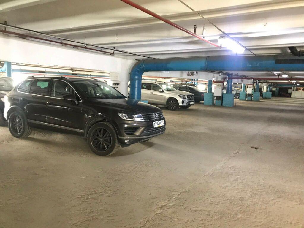 Парковка 6ТМП
